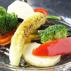 料理メニュー写真LOKO流 野菜のマリネ