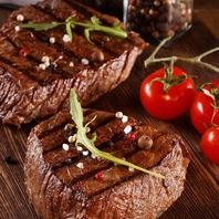 ★肉バル★美味しいお肉をガッツリ♪お洒落に楽しむ