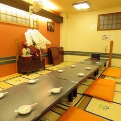 韓国家庭料理 新羅 しらぎの雰囲気1