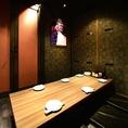 ◆和モダンなデザイン空間ですので、落ち着いてお食事をお楽しみ頂けます。栄駅・伏見駅・矢場町駅の各駅より徒歩3分ですので、お仕事帰りやお買い物の後にもご来店しやすい好立地です。1日の最後は地鶏坊主で疲れを癒して下さいませ★