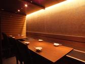 シーンや人数に合わせて、大小様々なご宴会対応可能な個室をご用意しております。