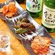 キムチも出汁も全て手作り。素材の味を生かした調理方