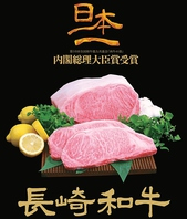 お肉の質: 牛・豚・蟹・自家製たれ・刺身にもこだわり!