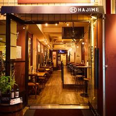 ワンコインフレンチ hajime 広島立町店の外観2