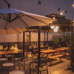 FLOW garden フロウガーデン ビアガーデンテラス 栄店の雰囲気1