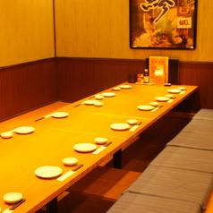 完全個室★大型宴会にぴったりな空間ございます。
