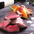 料理メニュー写真北海道サロマ黒牛ステーキ