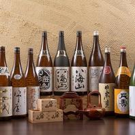 東北各地の日本酒もございます♪