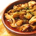 料理メニュー写真色々キノコのアヒージョ/季節野菜のアヒージョ