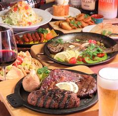炭火焼きハンバーグ&ステーキレストラン ぶるの写真