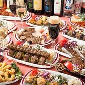 トルコ料理 ANTIK パムッカレ