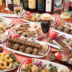 トルコ料理 ANTIK パムッカレの写真