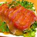 料理メニュー写真トマトと生ハムのサラダ