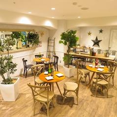 青山カフェの写真