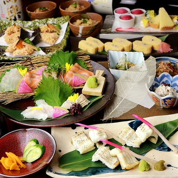 個室和食 日本酒 NORESORE なんば店のおすすめ料理1