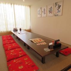 ◆足を崩してまったり寛げるお座敷席あります。ご家族そろってのお食事から宴会シーンまで、幅広くご利用いただけます♪
