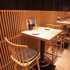 【テーブル席】2名様×6