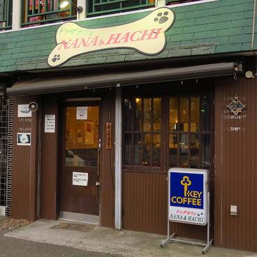 イタリアンドッグカフェ NANA&HACHIの雰囲気1