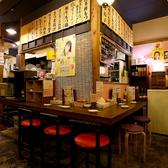 九州屋台 二代目九次郎 研究学園エビスタウン店の雰囲気3