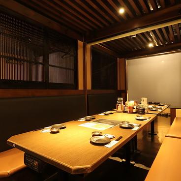 九州人情酒場 魚星 八重洲中央口店の雰囲気1