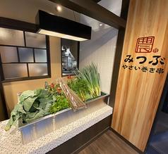 みつぶ 野菜巻き串の雰囲気1
