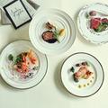 料理メニュー写真コース料理例