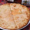 料理メニュー写真明太チーズナン/アルチーズナン