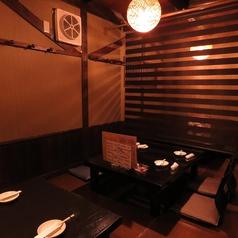 炭火居酒屋 ぶんぶん 宮崎の雰囲気1