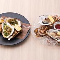 ●ESOLA名物生牡蠣