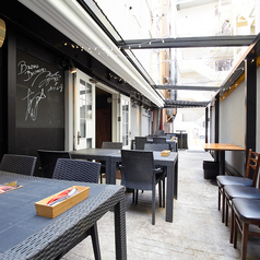 Cafe&Beer terrace Legare テラス レガーレの雰囲気1