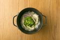 料理メニュー写真緑/Midori 1個