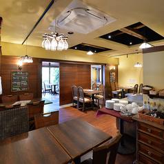 伊太利亜食堂 燈屋 とうや 土浦北インター店の雰囲気1