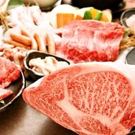 目利き職人が厳選した九州産黒毛和牛中心のお肉達