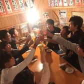 九州炙り酒場 いち会 いちえ 長崎銅座店の雰囲気2