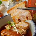 料理メニュー写真沖縄風豚のとろり角煮