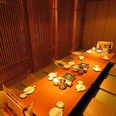 最大50名までの個室宴会が可能!各種宴会に大人気のお部屋です。ご予約はお早目に★各種宴会承り中!