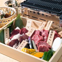 屋上テラスBBQ SHIN-OSAKA きらく 楽 gakuのおすすめ料理1