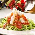 料理メニュー写真フレッシュトマトのジェノベーゼ