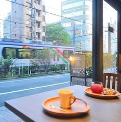 韓国カフェダイニング HANOKの雰囲気1