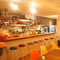 SWEETS Cafe&Bar ベツバラ。の雰囲気1
