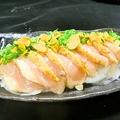 料理メニュー写真阿波尾鶏たたき葱まみれ