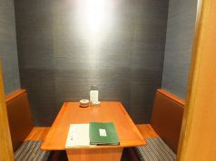 2名様のテーブル個室