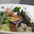 料理メニュー写真本日入荷の鮮魚のGrillでだしはりご飯