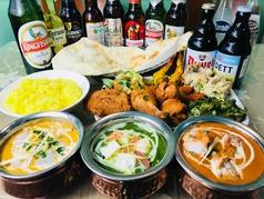 北インド料理 アムラパーリーの写真