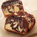 料理メニュー写真パウンドケーキ キャンディングナッツ&チョコ