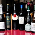 ハイクラスなワインもございます(数に限りがございます)。ご希望があればお気軽にスタッフまで!