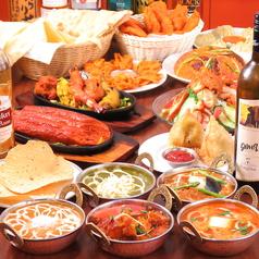 ニューニサン インディアン レストラン New Nishan Indian Restaurantの写真