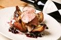 料理メニュー写真阿蘇天然ミネラル豚「香心」のグリル スパイシーなベリーソース