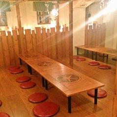 2階席は、20~30名様席/50~60名様席がございます!【居酒屋 大人数 宴会 二次会 コンパ 藤が丘 名古屋めし