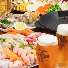 はかたの鉄板焼肉 BBQ 西川口店の写真